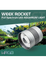AQUA WEEK ROCKET T90 WRGB-B LED világítás