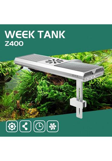 AQUA WEEK TANK - Z400 WRGB LED világítás