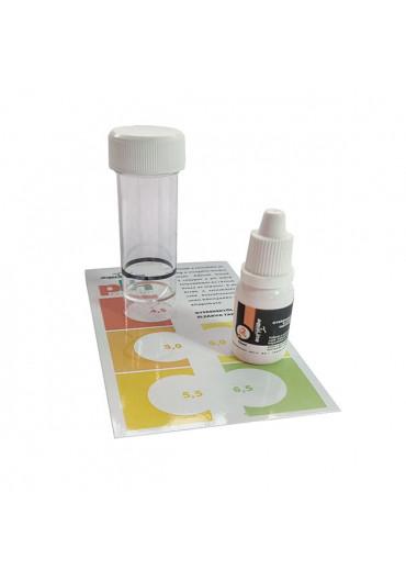 AquaLine pH indikátor - teszt