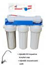 A.L AquaLine RO 3.1 vízlágyító berendezés 200G - 740 liter ajándék konyhai csap és visszamosató szett