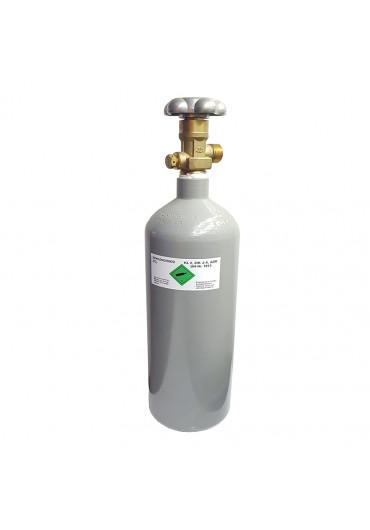 Aqualine TF CO2 palack külső szelepes 2kg