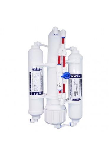A..L AquaLine RO II Osmo filter visszamosató csappal - 75 gall.