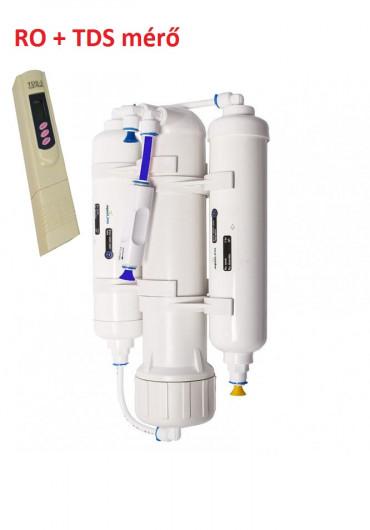 A..L AquaLine RO Osmo filter 75 Gall + TDS mérővel- 280 Liter