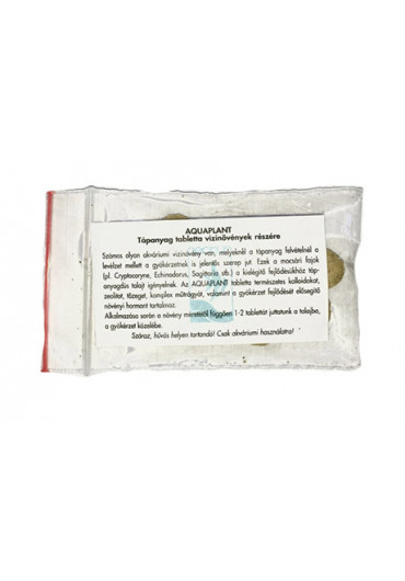 AquaLine Aquaplant tápanyag tabletta 10db