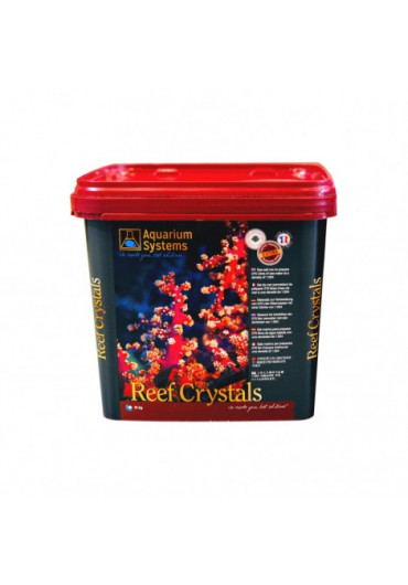 Aquarium Systems Reef Crystals tengeri só