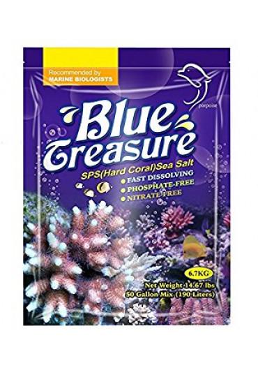 Blue Treasure SPS Sea salt (tengeri só)