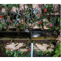 Állatkerti palodárium 2x880 literes akváriummal