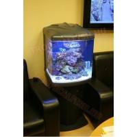 Sera Marin Cube 130 - Komplett tengeri akvárium