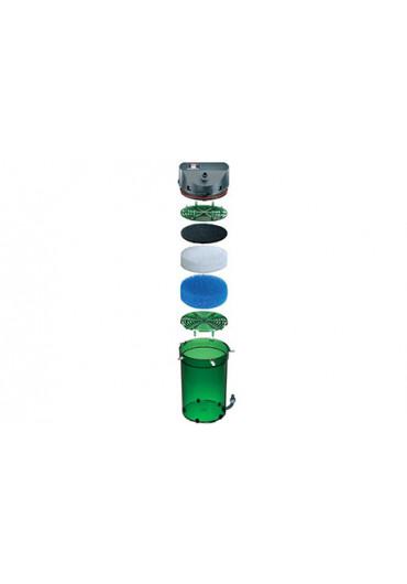 EHEIM 2215 Classic 350 - Alap töltettel - Bio Starterrel