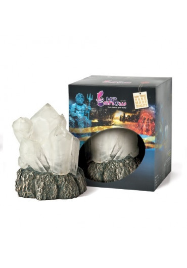 Hydor H2O Show - Earth Wonders - Crystal