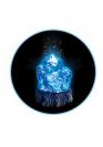 Hydor H2O Show - Crystal /Kék/