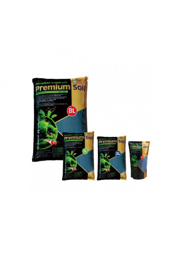 ISTA Aquarium Premium Soil - általános aljzat