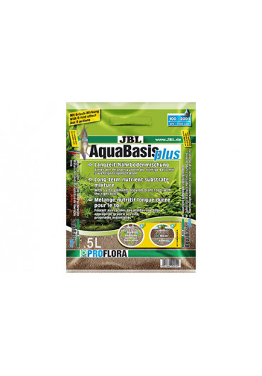 JBL AquaBasis plus-Növény táptalaj