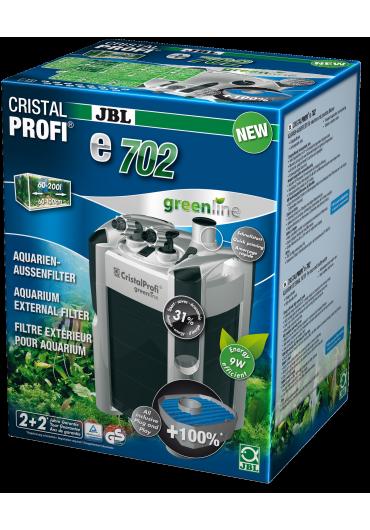 JBL CristalProfi e702 Greenline Külső szűrő töltettel
