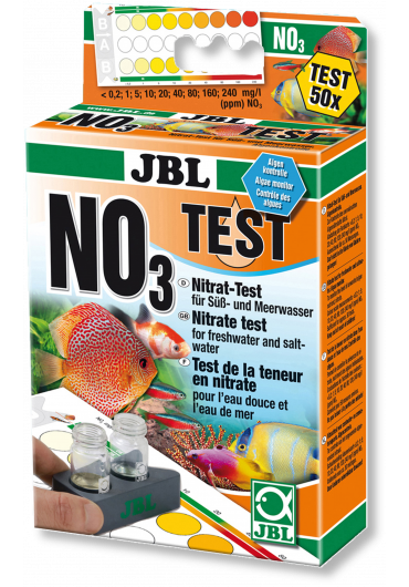 JBL NO3 Nitrát teszt