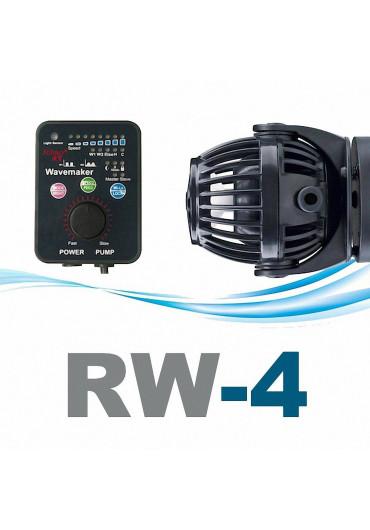 Jebao RW-4 szabályozható áramoltató pumpa szinkronizálható vezérlővel