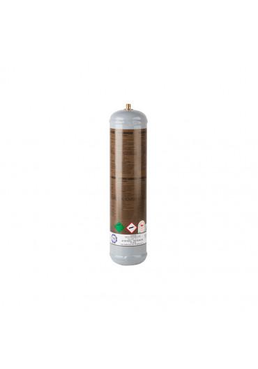 A.L Oxyturbo M10x1RH 390gr - egyszer használható palack