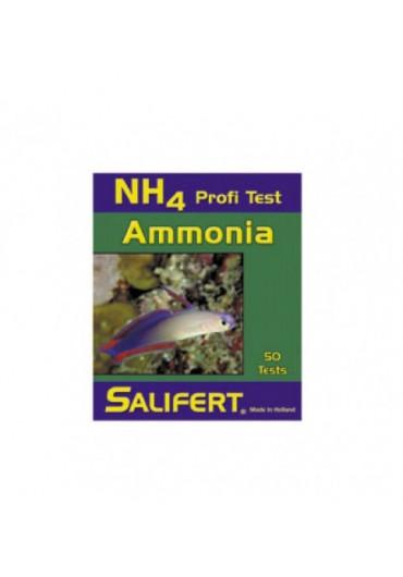 Salifert NH4 test - ammónia teszt