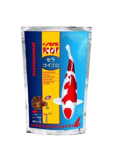 Sera Koi Professional 500g  /1mm/ nyári táplálék