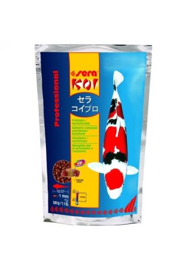 Sera Koi Professional 500g /1mm/ tavaszi - őszi táplálék