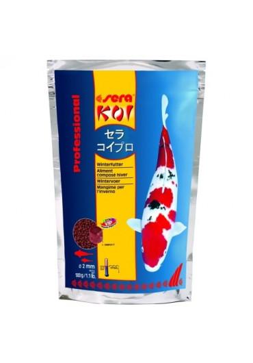 Sera Koi Professional 500g /2mm/ Téli felkészítő táplálék