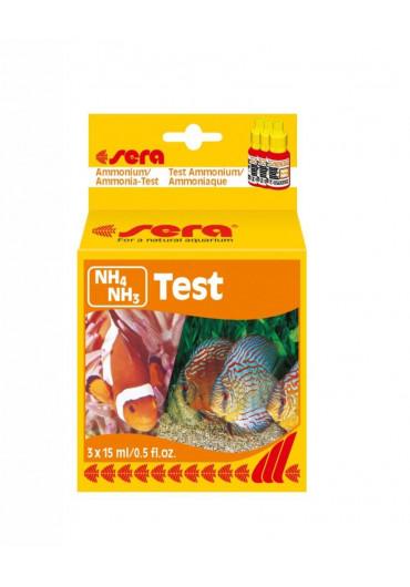 Sera NH4/NH3-Teszt /ammóniun-ammoniák/