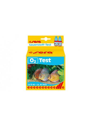 Sera O2 /oxigén/ Teszt