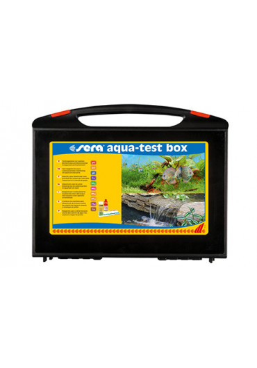 Sera Aqua-Test Box +Cu /réz/