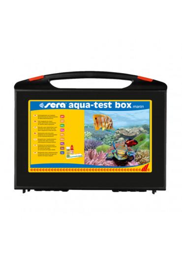 Sera Aqua-Teszt Box MARIN + Ca