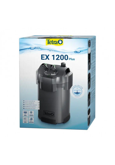 Tetra EX 1200 Plus Külső szűrő töltettel + ajándék 1l MátrixTrop