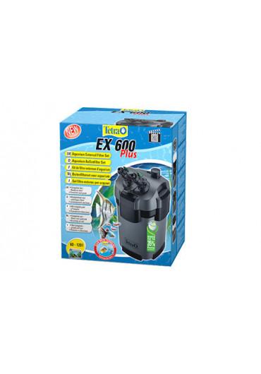 Tetra EX 600 plus Külső szűrő töltettel + ajándék 1l MatrixTrop