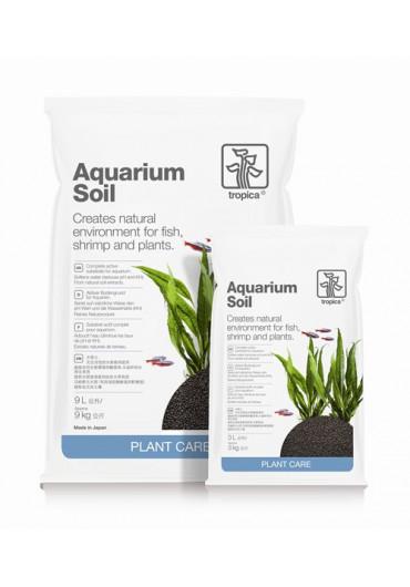 Tropica Aquarium Soil Powder - Finom szemcséjű